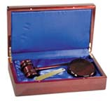 gavel set